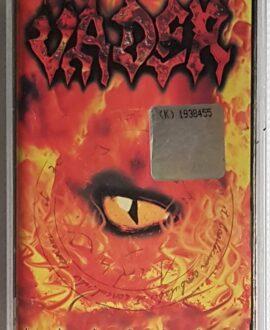 VADER KINGDOM audio cassette