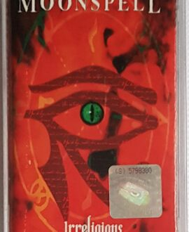 MOONSPELL IRRELIGIOUS audio cassette