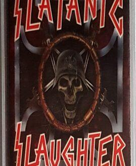 SLATANIC SLAUGHTER A TRIBUTE TO SLAYER audio cassette