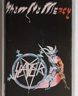 SLAYER SHOW NO MERCY audio cassette