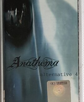 ANATHEMA ALTERNATIVE 4 audio cassette