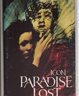PARADISE LOST ICON audio cassette