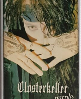 CLOSTERKELLER PURPLE audio cassette