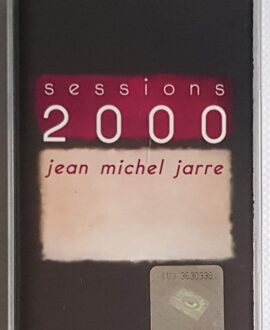 JEAN MICHEL JARRE SESSIONS 2000 audio cassette