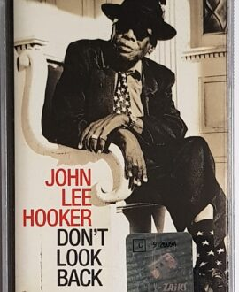 JOHN LEE HOOKER DON'T LOOK BACK audio cassette