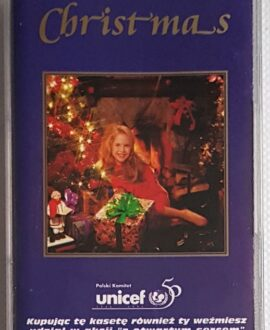 CHRISTMAS FIREBIRDS, EDYTA GEPPERT... audio cassette