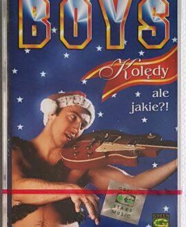 BOYS KOLĘDY ALE JAKIE?! audio cassette
