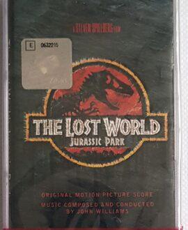 JURASSIC PARK THE LOST WORLD - SOUNDTRACK audio cassette