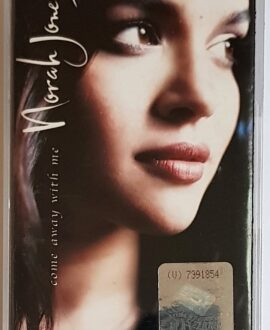 NORAH JONES COME AWAY WITH ME audio cassette