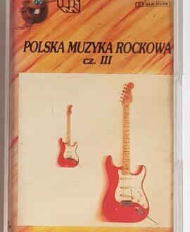 POLSKA MUZYKA ROCKOWA III DŻEM, BAJM.. audio cassette