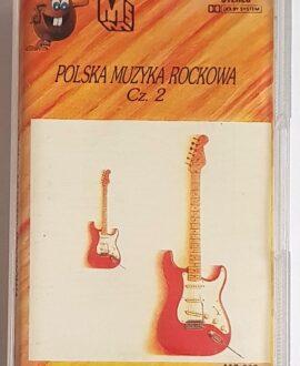 POLSKA MUZYKA ROCKOWA II TSA, BUDKA SUFLERA..audio cassette
