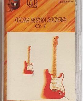 POLSKA MUZYKA ROCKOWA I PERFEKT, TURBO...audio cassette