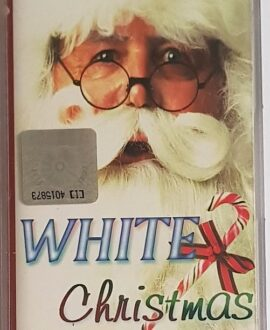 WHITE CHRISTMAS JINGLE BELLS...audio cassette