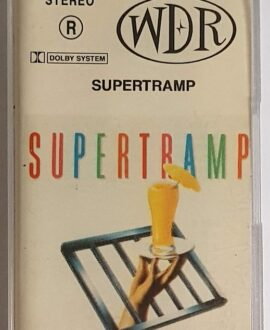SUPERTRAMP SUPERTRAMP audio cassette