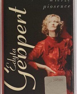EDYTA GEPPERT WIERZĘ PIOSENCE audio cassette