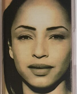 SADE THE BEST OF SADE audio cassette