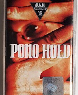 PONO HOŁD audio cassette