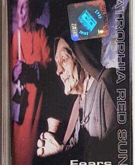 ATROPHIA RED SUN  FEARS audio cassette