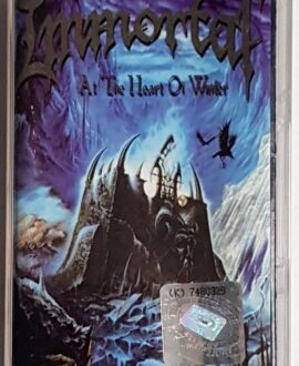 IMMORTAL AT THE HEART OF WINTER audio cassette