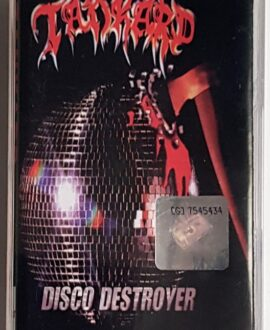 TANKARD DISCO DESTROYER audio cassette
