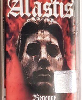 ALASTIS REVENGE audio cassette