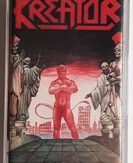 KREATOR TERRIBLE CERTAINTY audio cassette
