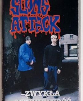 SLUMS ATTACK ZWYKŁA CODZIENNOŚĆ audio cassette