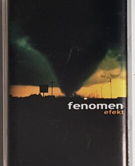 FENOMEN EFEKT audio cassette