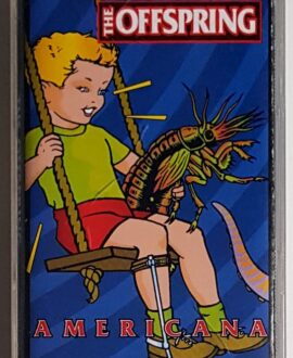 THE OFFSPRING AMERICANA audio cassette