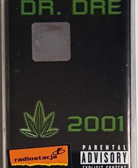 DR. DRE 2001 audio cassette