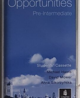 OPPOTUNITIES PRE-INTERMEDIATE audio cassette
