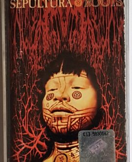 SEPULTURA ROOTS audio cassette