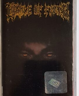 CRADLE OF FILTH FROM THE CRADLE TO ENSLAVE E.P. audio cassette