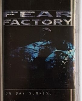 FEAR FACTORY DOG DAY SUNRISE audio cassette