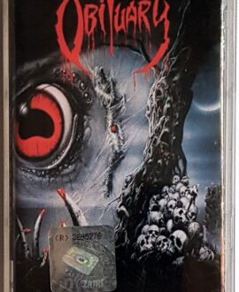 OBITUARY CAUSE OF DEATH audio cassette