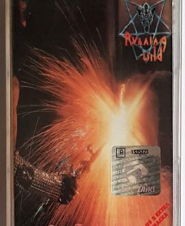 RUNNING WILD GATES TO PURGATORY audio cassette