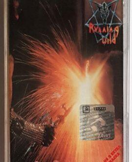 RUNNING WILD GATES TO PURGATORY audio cassette