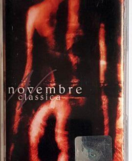 NOVEMBRE CLASSICA audio cassette