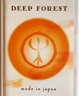 DEEP FOREST MADE IN JAPAN audio cassette