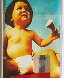 THE CURE GALORE kaseta audio