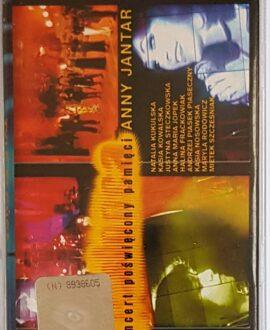 TYLE SŁOŃCA KONCERT POŚWIĘCONY PAMIĘCI ANNY JANTAR audio cassette