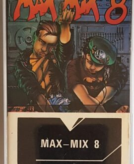 MAX-MIX 8 JINGLES AND EFFECTS audio cassette