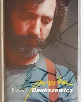KRZYSZTOF DAUKSZEWICZ PROŚBA audio cassette