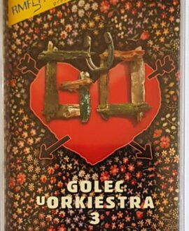 GOLEC uORKIESTRA 3 KILOHERCE PROSTO W SERCE audio cassette