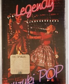 LEGENDS POP MUSIC 5 TEQUILA, KUNG FU FIGHTING...audio cassette