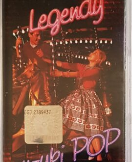 LEGENDS POP MUSIC 1 YESTARDAY, MICHELLE...audio cassette