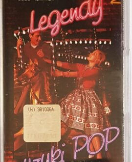 LEGENDS POP MUSIC 2 LOVE LETTERS, THE LOOK OF LOVE... audio cassette