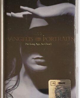 VANGELIS PORTRAITS audio cassette