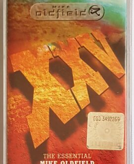 MIKE OLDFIELD THE ESSENTIAL audio cassette