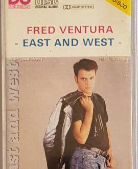 FRED VENTURA EAST AND WEST audio cassette